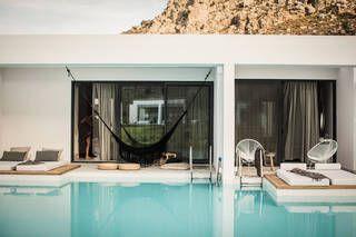 """Am Tag"" Bild Casa Cook Rhodes in Kolymbia • Rhodos, Griechenland"