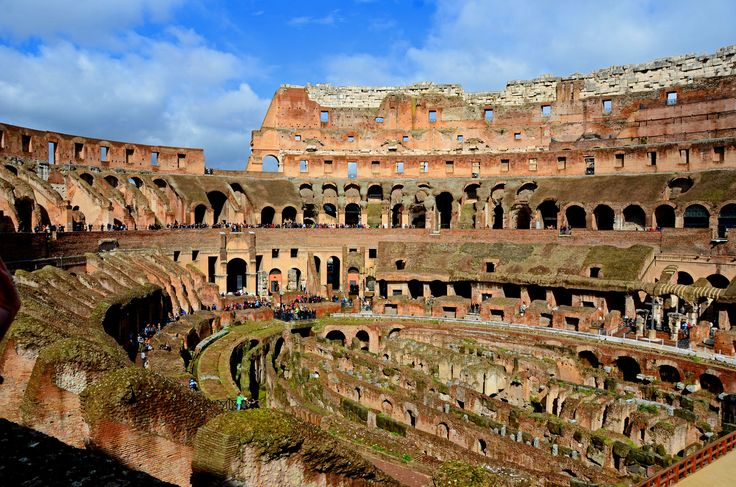 Kolosseum Rom 14.März.2013