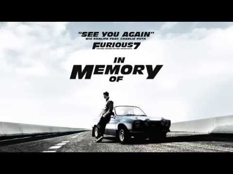Charlie Puth - See You Again (Piano Demo Version) (Without Wiz Khalifa)[With Lyrics] - YouTube