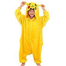 Costume Enfant Pikachu Pokémon, Produit achat malin, Carnaval, Enfant, Déguisement #Déguisement #Enfant #Costume #Pikachu #Carnaval #Halloween