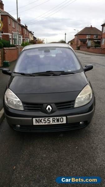 Renault Scenic 2006 (55 reg) 1.9L Diesel MOT FAIL  #renault #scenic #forsale #unitedkingdom