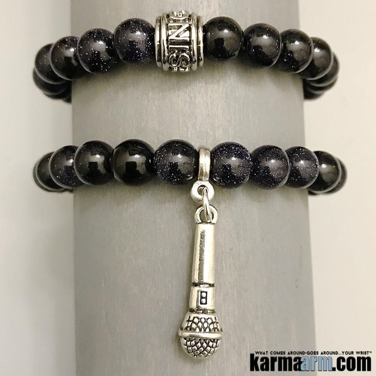 Use Blue Goldstone to make a wish. Goldstone is said to be the stone of ambition. It builds energy, courage and a positive attitude. #MICROPHONE #SING ♛ #BEADED #Yoga #BRACELETS #Chakra #gifts #Stretch #Womens #jewelry #Crystals #Energy #gifts #Handmade #Healing #Kundalini #Law #Attraction #LOA #Love #Mala #Meditation #prayer #Reiki #mindfulness #wisdom #Fashion #birthday #Spiritual #Tony #Robbins #Stacks #Lucky