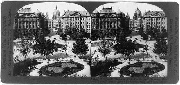Amerikában gyönyörűszép képeket őriznek a régi Magyarországról!   Fogjunk Össze