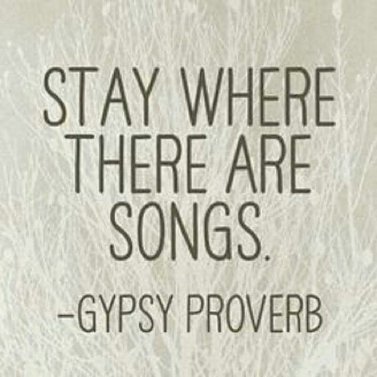 Great Proverbs About Life: 25+ Best Ideas About Gypsy Sayings On Pinterest