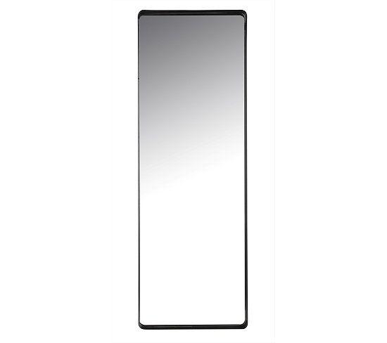 Miroir métal 30x90 PSYCHE Noir