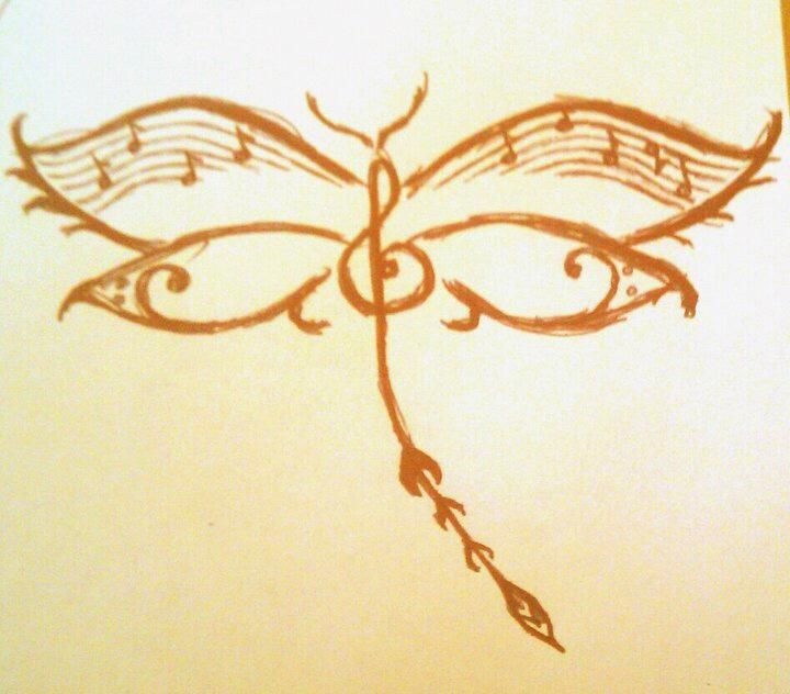 Musical Dragonfly