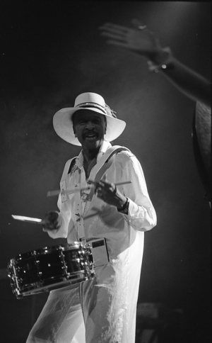Larry Graham Bassist Superstar :Sly & The Family Stone
