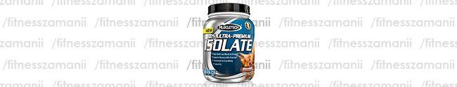 Muscletech Iso Zero %100 Whey Protein Isolate - Fitness Zamanı