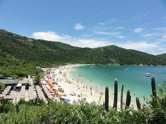 4º lugar - Praia do Forno em Arraial do Cabo, RJ - A MELHOR ÉPOCA PARA VISITAR: De abril a novembro