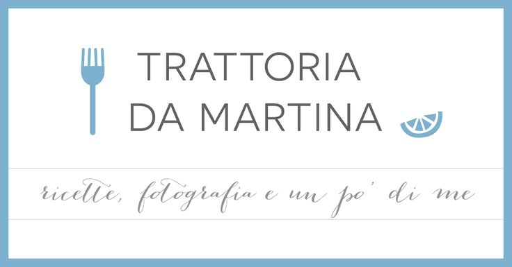 Ricette Archivi - Trattoria da Martina