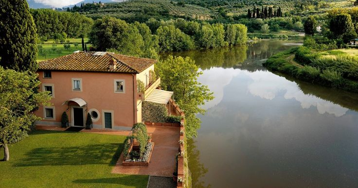 Villa La Massa Bagno a Ripoli, Italy  