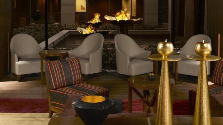 Hyatt Amritsar - Lobby