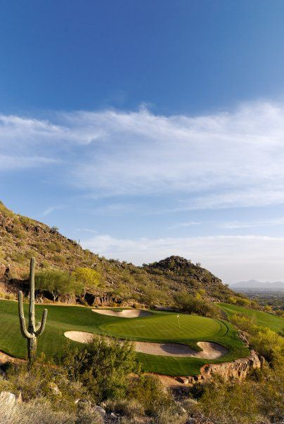 The Spectacular Golf & Country Club in DC Ranch, Scottsdale