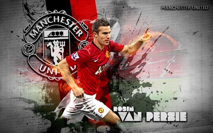 """Robin """"RvP"""" Van Persie Man United 2012-2013 HD Best Wallpapers"""