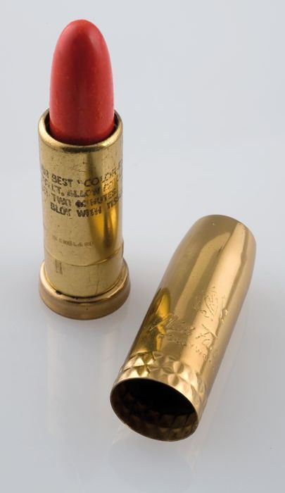 Max Factor lipstick - Max Factor & Co Hollywood / London