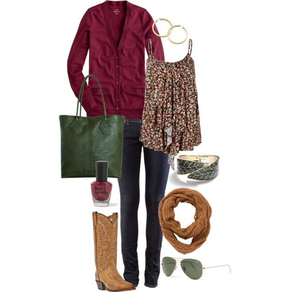 """Fall country"" by bbs25 on Polyvore"