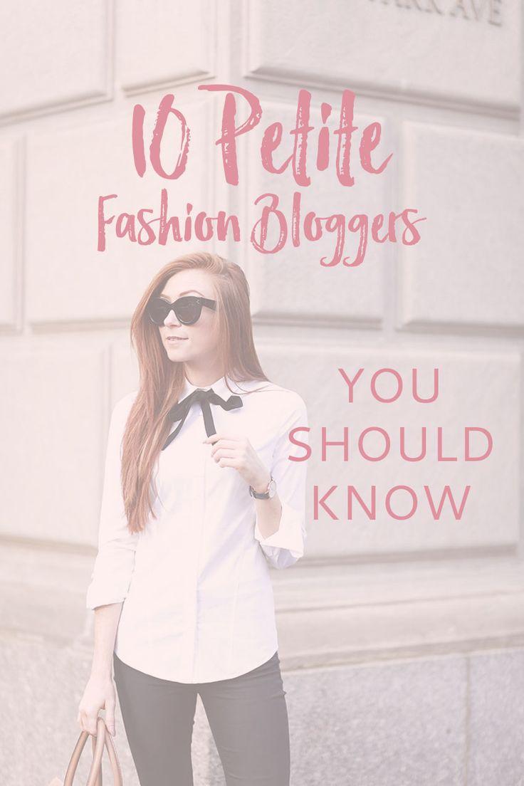 10 Petite Fashion Bloggers You Should Know