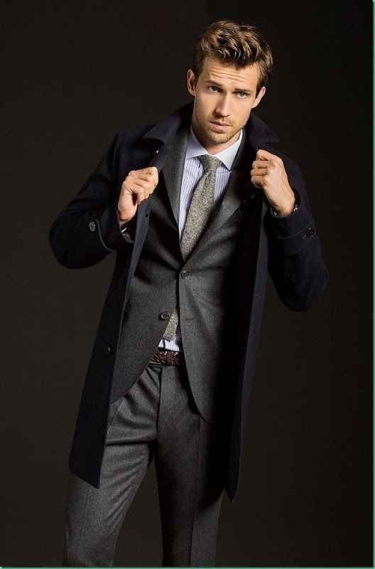 Andrew Cooper for Massimo Dutti FW 13 - Collection Limited