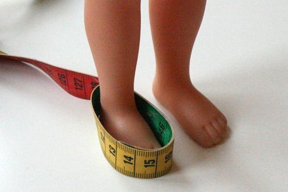 Des chaussons de poupée                                                                                                                                                                                 Plus