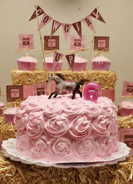 """Photo 1 of 13: Pink cowgirl / Birthday """"Cowgirl Up!"""" 