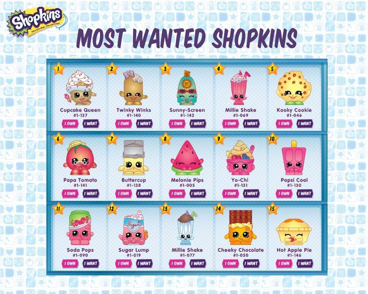 Bright image with regard to shopkins list season 2 printable
