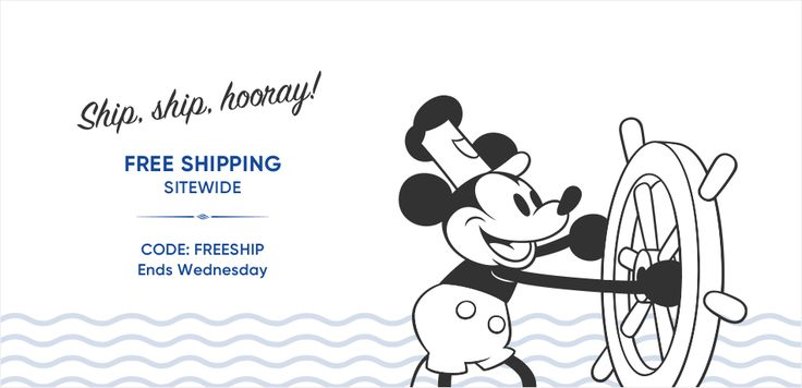 FREE Shipping on Any Order at The Disney Store - http://www.swaggrabber.com/?p=287623