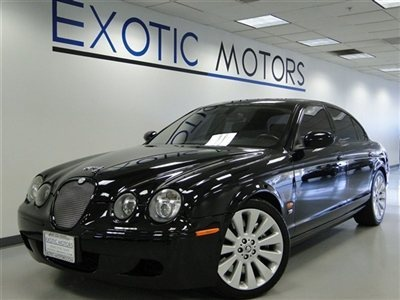 Jaguar : S-Type 4dr Sdn V8 R Supercharged