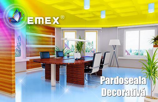 Descriptive image for an article about Emex floorings