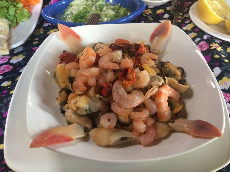 La Pica del Negro Pichilemu - Festival de Mariscos