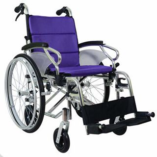 This 2 in 1 Wheelchair can be converted from a Self-Propelled to a Transit wheelchair in seconds. Exclusive to CareCo, available from £279.