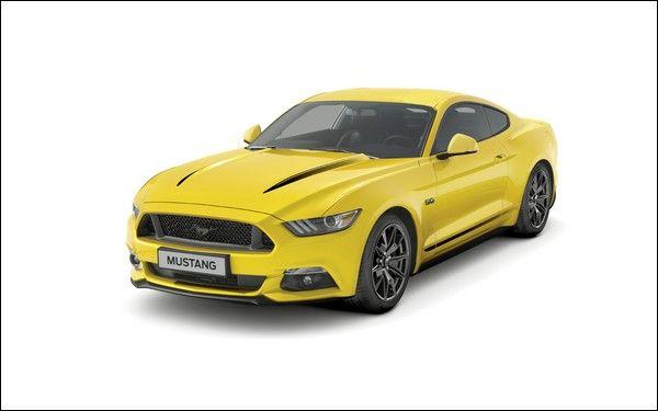 2 nuove edizioni speciali per la Mustang: Black shadow edition e Blu edition