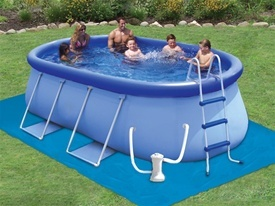 9 Best Ideas About Above Ground Ring Pools On Pinterest Stand Up Pump And The Wall