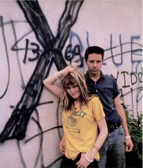 Exene Cervenka & John Doe of X