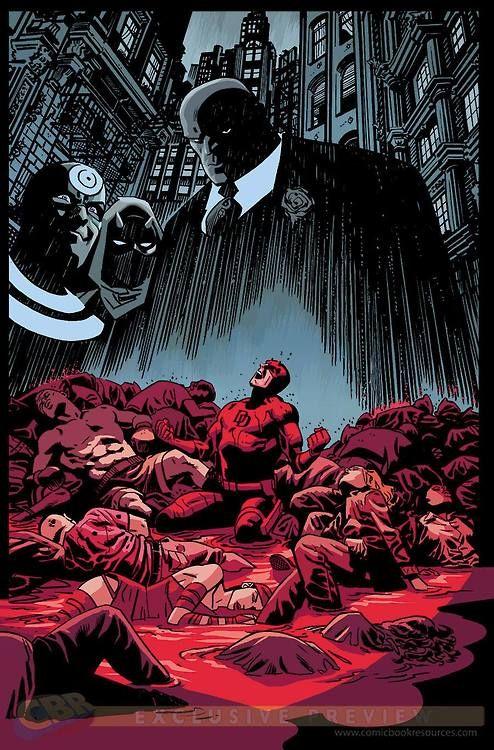 Daredevil by Chris Samnee *