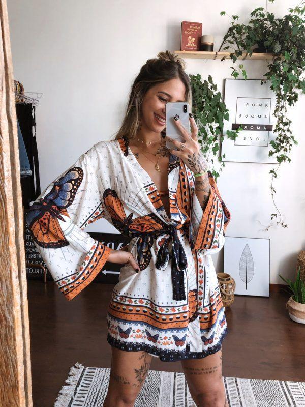 LF Comprinhas | Loja em 2020 | Moda feminina, Kimono feminino, Looks femininos