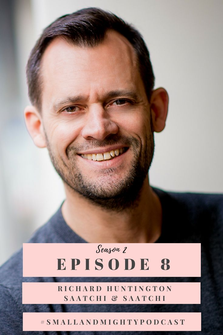 In this weeks episode, I talk the fourth business expert of Season Two, Richard Huntington, Chairman and Chief Strategy Officer of Saatchi & Saatchi London Group. In his role, Richard looks after the deployment of strategies for clients such as EE, Direct Line, Sky, Marie Curie, T-Mobile and the Labour Party. In this episode, I put Richard in the hot seat and quiz him about how small businesses, with even smaller budgets, can build themselves a big brand presence. This episode is sure to…