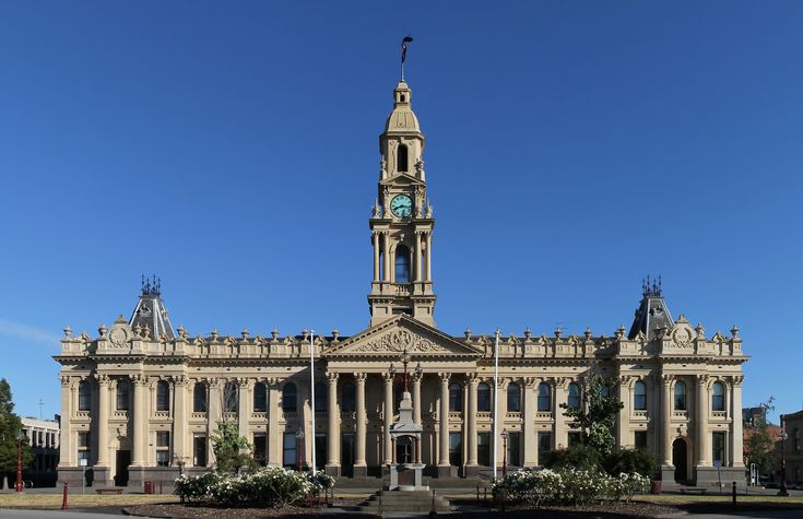 South Melbourne Town Hall 1879 Wikipedia