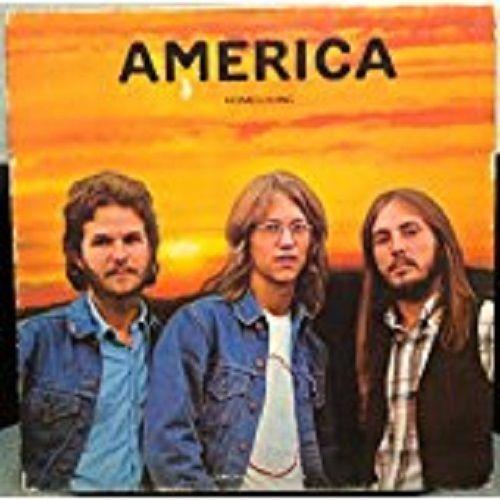 AMERICA - HOMECOMING - 1972 WARNER BROS. RECORD BS 2655 GATEFOLD #FolkCountryRockSoftRock