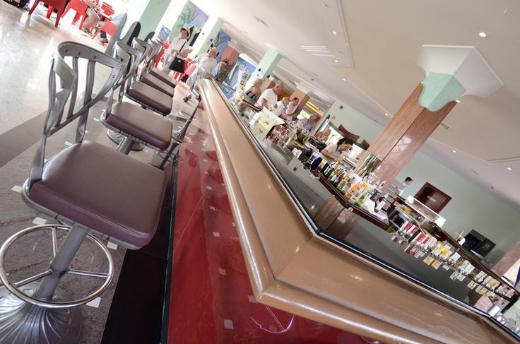 IFA Buenaventura buffet area