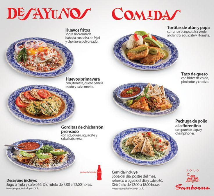 Contreras Restaurant Menu