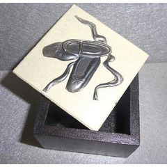 Ballerina shoes Jewelery box - Handcrafted Pewter Art for R1.00