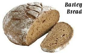 Image result for barley bread