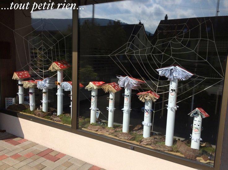 Décors vitrines - Site de toutpetitrien !