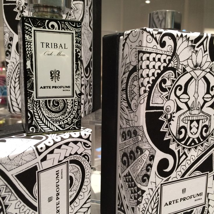 Arte Profumi the new fragrance Tribal
