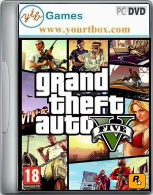GTA 5 PC Game - FREE DOWNLOAD - Free Full Version PC Games and Softwares