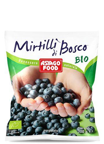 Mirtilli Bio 300g - Asiago Food Mirtilli selvatici, un raccolto spontaneo meraviglioso e ricco di tante proprietà nutritive.
