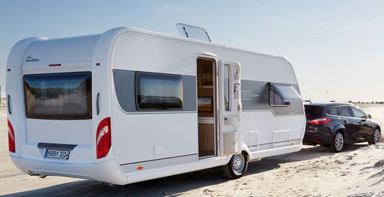 Lightweight Travel Trailer Manufacturers in Europe | Travel Trailers