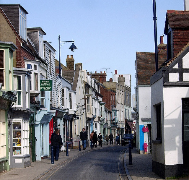 Whitstable, Kent, England. Lived here. Beautiful, literally 3 minutes away from the beach in a mock Tudor house.