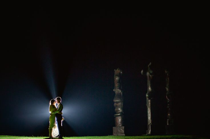 Weddings at Yorkshire Sculpture Park. Photo © Lee Allen.