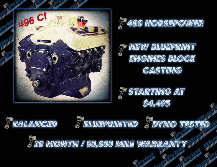 8 best 400 hp Crate Engines images on Pinterest Barrel, Boxes and - fresh blueprint engines 383 stroker crate motor
